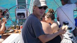 majorca sailing trip