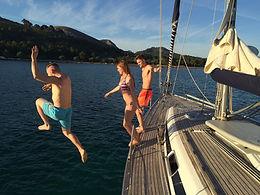 sailing alcudia