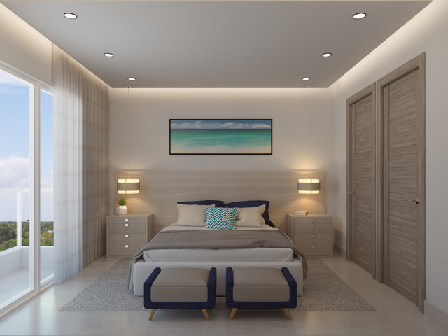 Punta Cana – Crisfer Apartments In construction