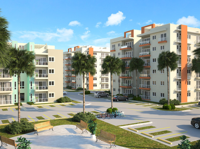 Punta Cana – Crisfer Apartments In construction State bonus