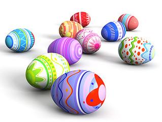 Oster Segeln für wenig  Eier