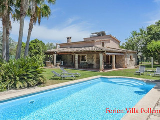 Ferien Villa Pollenca