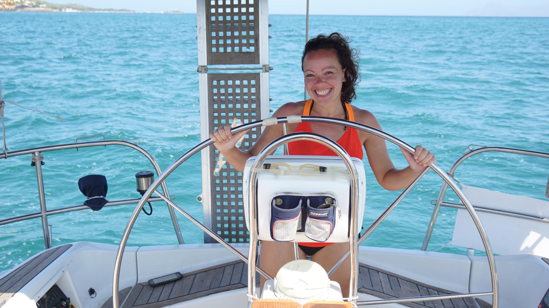 half day sailing alcudia