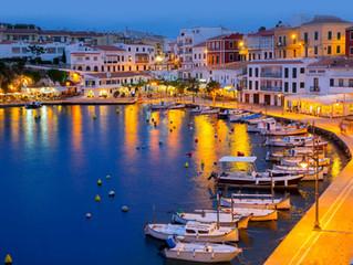 Segeln sie von Mallorca nach Menorca