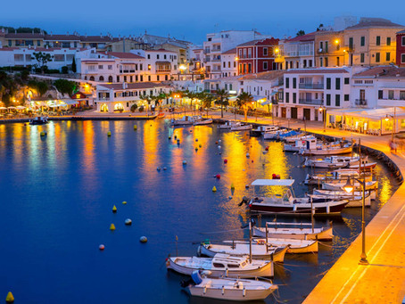Kurz Urlaub - Segeln nach Menorca
