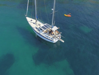 Sie segeln auf einer außergewöhnlichen Segelyacht in Pollenca
