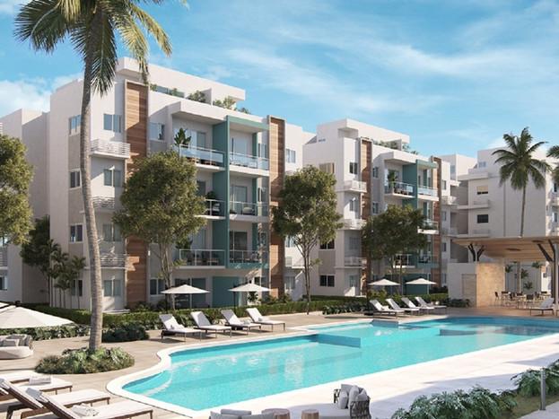1 Area Social, Apartamentos Residencial