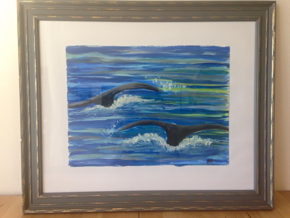 Mara's Whale Tails