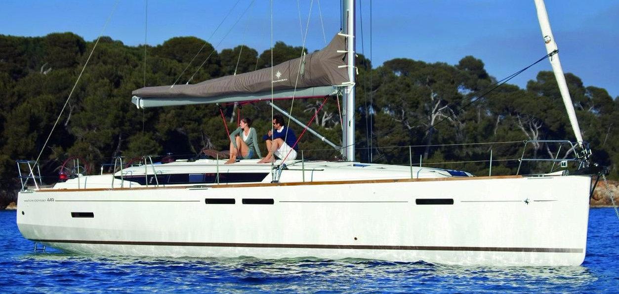 Sailing Trip Cuba
