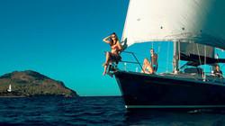 sailing mallorca