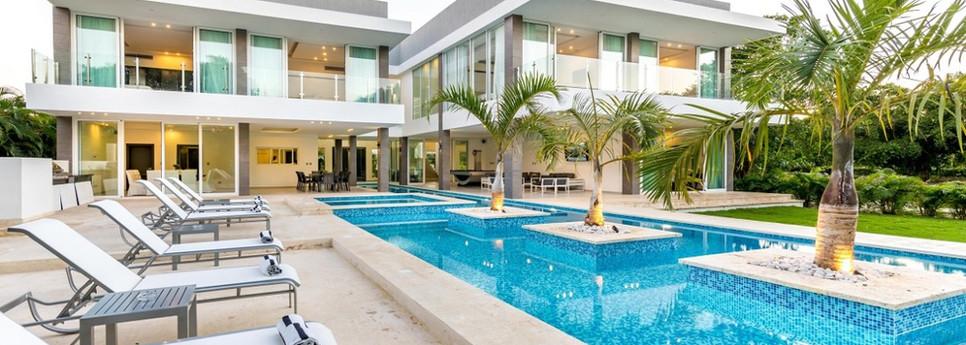 Luxus Haus Dom Rep