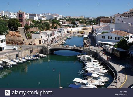 3 Tage Segel Törn nach Menorca