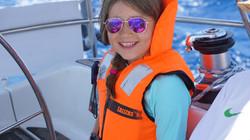 Bootsausflug mit Kindern
