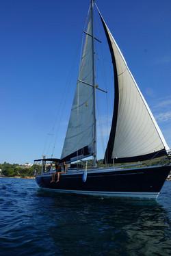 Charter Segelyacht Mallorca
