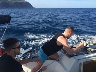 Skipper Training Oktober - Februar Mallorca