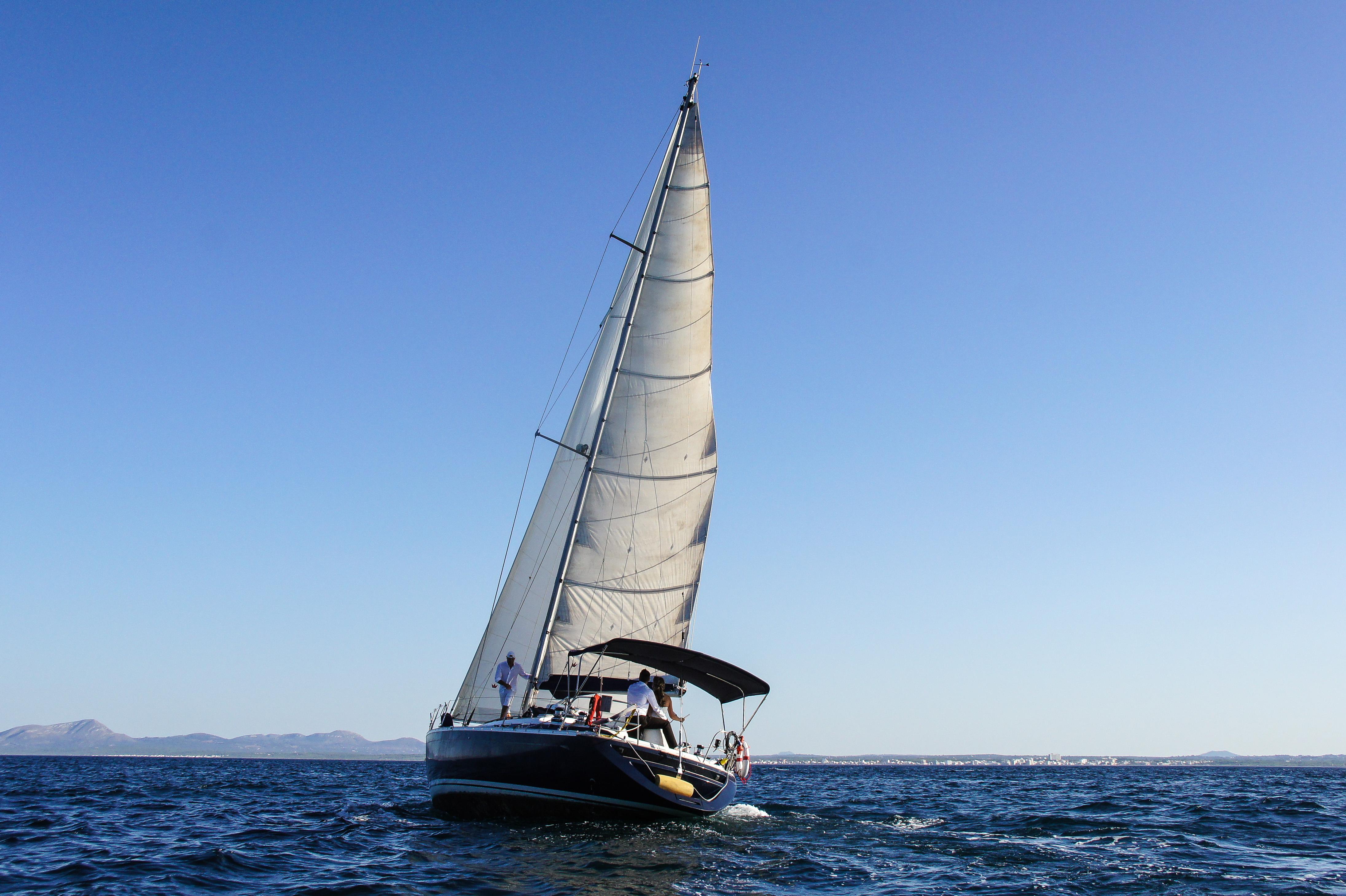 Mallorca Segeln mit Yacht