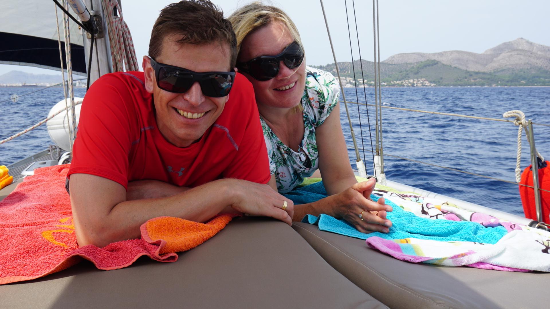 viaje en barco a mallorca