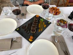 Essen auf Menorca