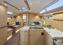 _Yacht_Sun_Odyssey_449_küche