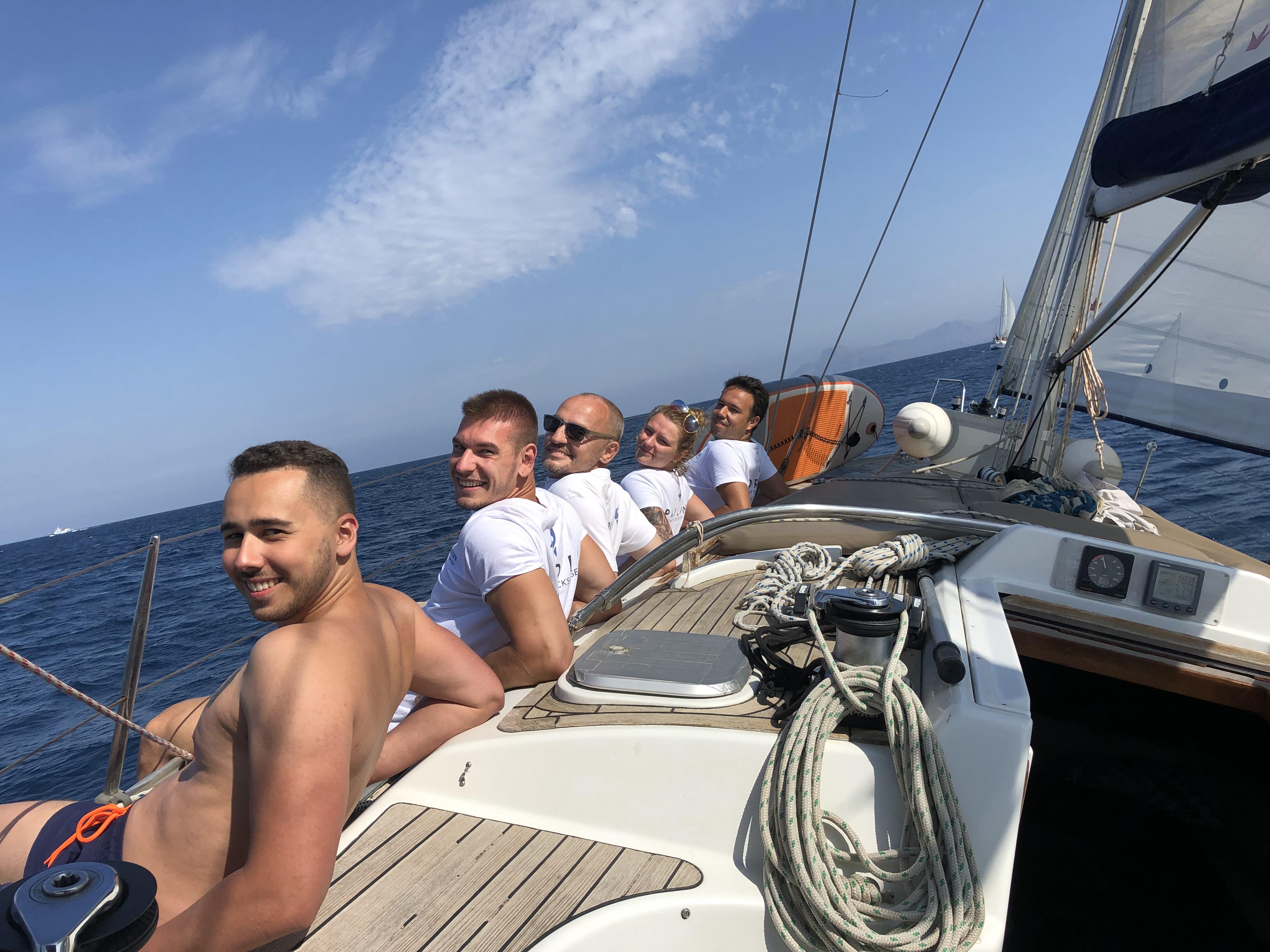 Segelausflug Mallorca