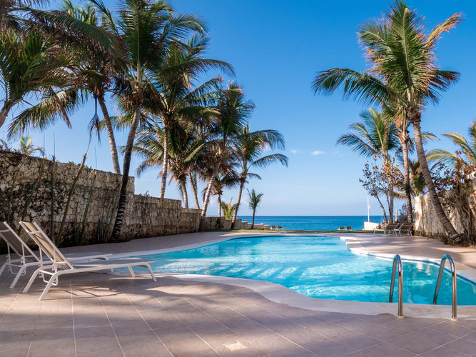 Luxus Villa on the beach