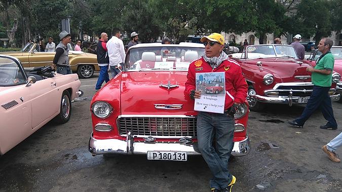 Taxi Havana Kuba
