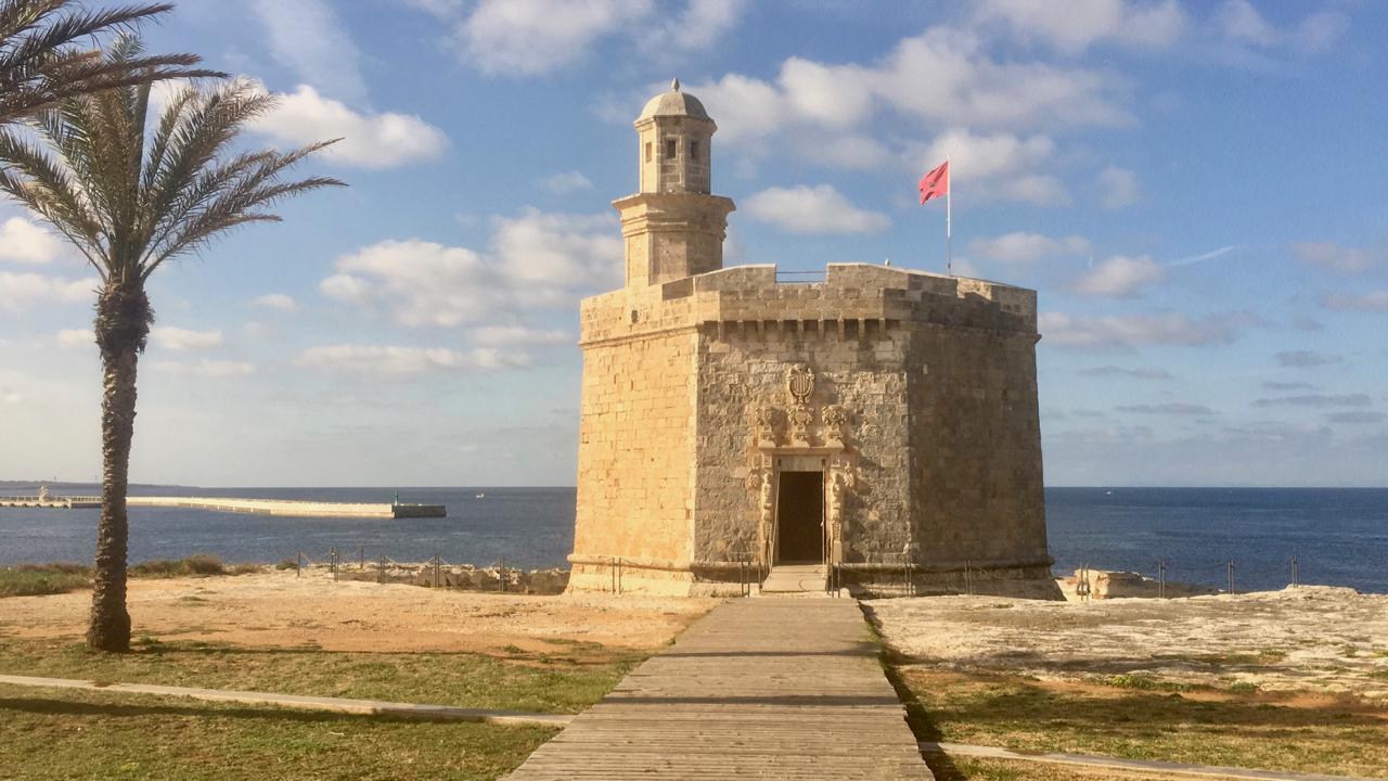 Ciutadelle auf Menorca