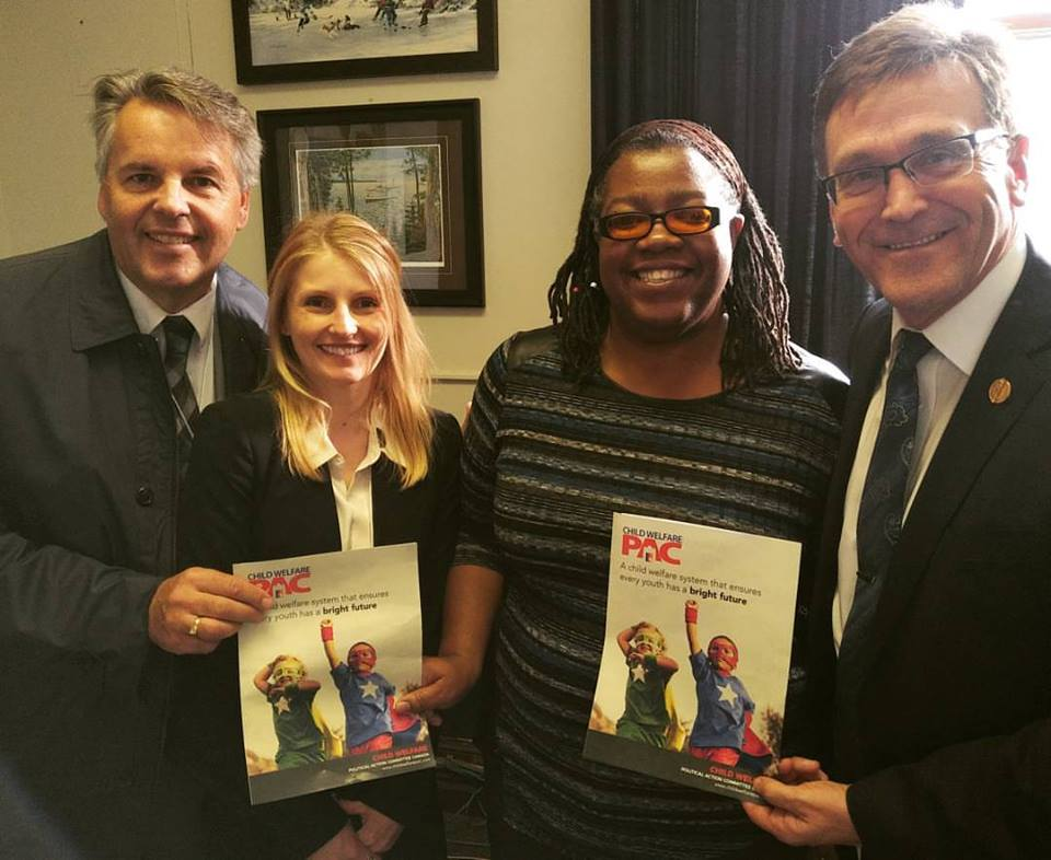 Meeting MPP Bill Walker - 2017
