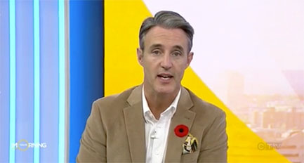 CTV's Your Morning with Ben Mulroney