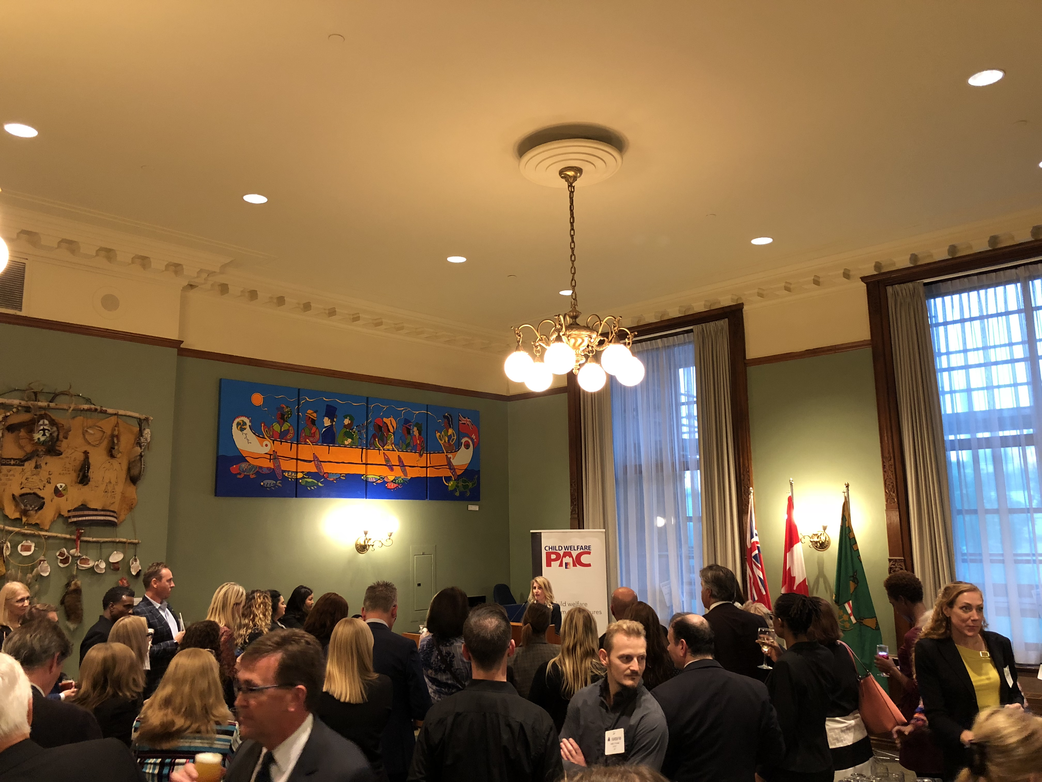 MPP Reception - 2018
