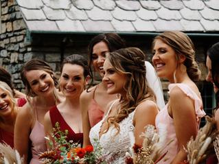 YEW DELL BOTANICAL GARDENS WEDDING IN LOUISVILLE, KY