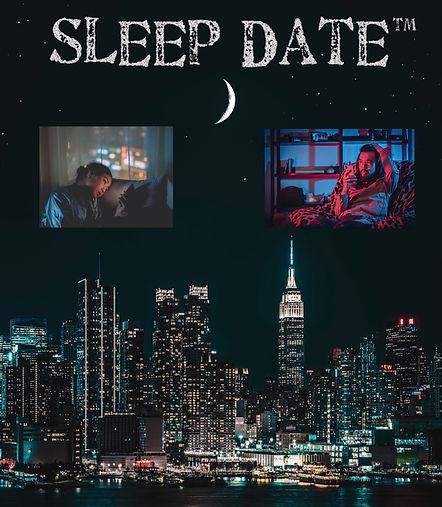 Sleep Date www.peacefulsleepjourneys.com