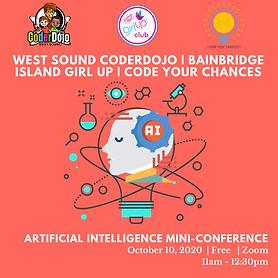 AI Mini-Conference - Oct 10 - BIGU-WSCD-