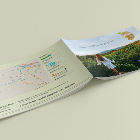 GoldenMango Brochure