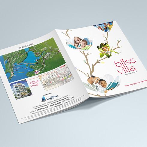 BlissVilla_A4_Brochure