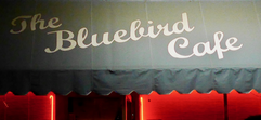 The Bluebird Cafe, Nashville 2017
