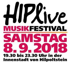 HIP live, Hilpoltstein 2018