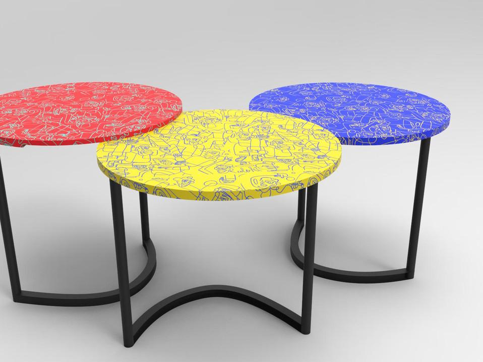 Table chromatique