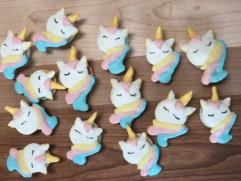 Unicorn- cotton candy (1 dozen)