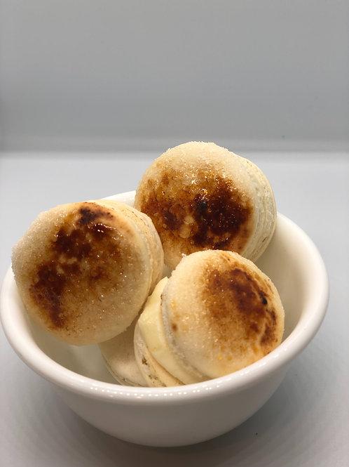 Creme brûlée (1 dozen)
