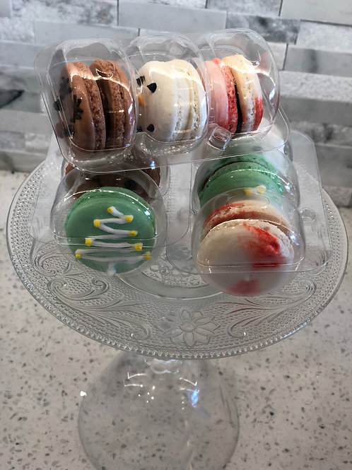 3 pack Xmas assorted