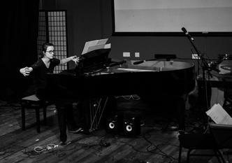 Kat Tinker, Pianist