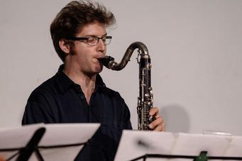 David Shulman, Bass Clarinet