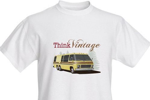 "Think Vintage ""Eleganza"" T-shirt Adult"