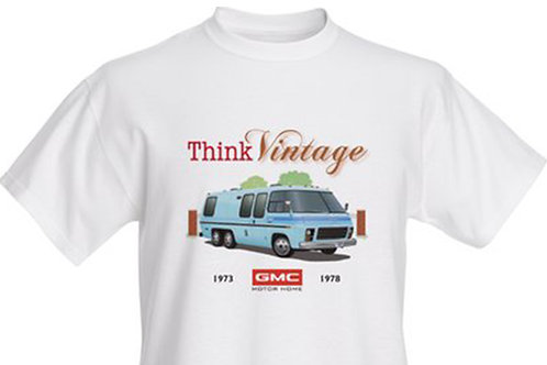 """Think Vintage """"Glacier"""" T-shirt Adult"""