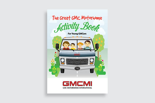 The Great GMC Motorhome Activity Book