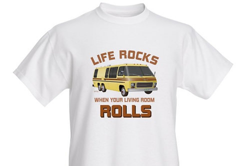 """Life Rocks"" Eleganza II T-shirt Kids"