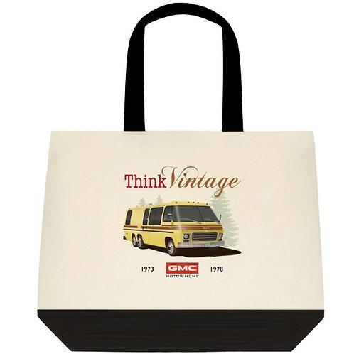 "Think Vintage ""Eleganza"" Tote Bag"