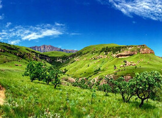Drakensberg Mountains, South Africa