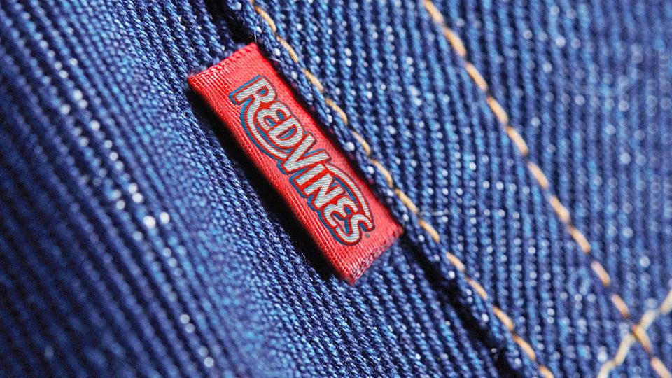 REDVINES REBRAND